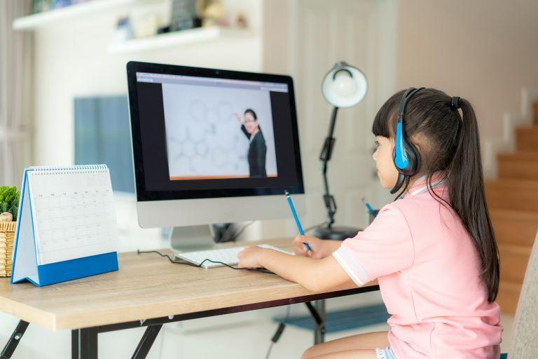 Online Education Virtual Class